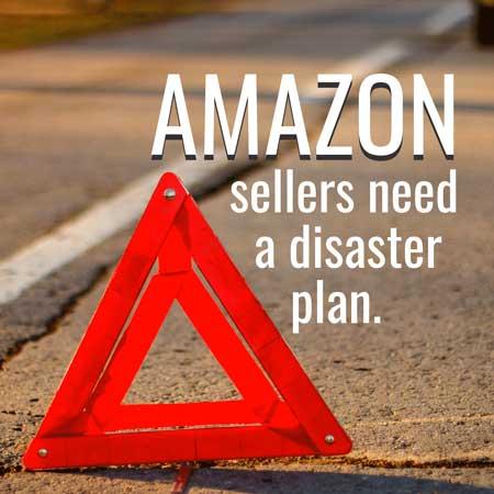 Amazon seller disaster plan
