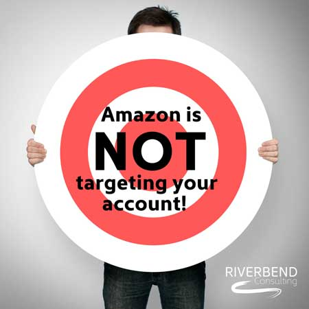 Amazon is not targeting your account!