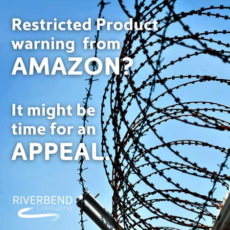 Amazon Restricted Product Appeal