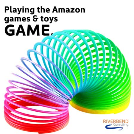 Amazon games and toys