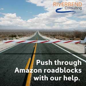 Amazon patent infringement roadblocks.