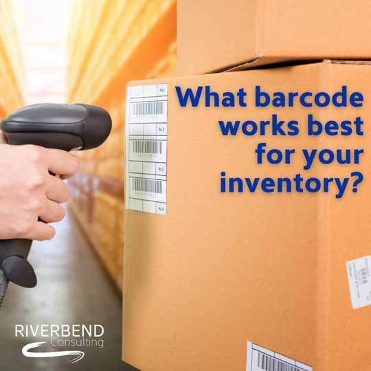 What barcode system best works for Amazon inventory.