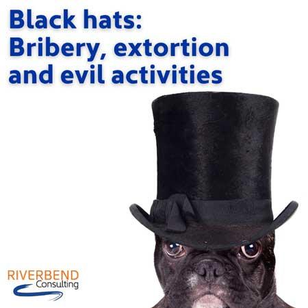Black hat activities