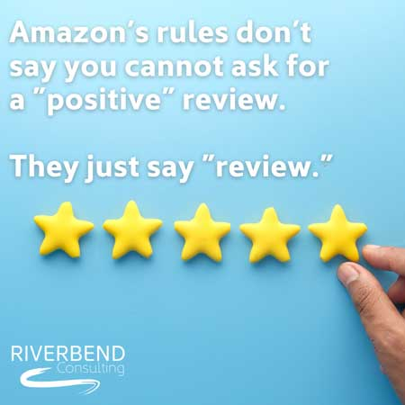 Amazon's reviews rules.